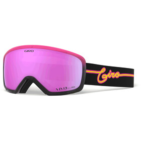 Giro Millie Lunettes De Protection, pink neon lights/vivid pink